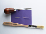 Bookbinding essential tools